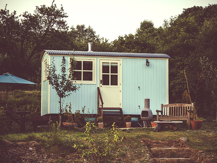 living small: le tiny house